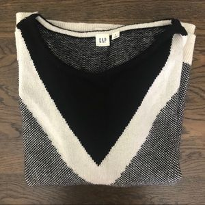 Gap Geometric Design Sweater